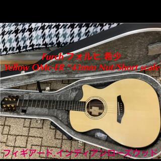 Furch フォルヒ 希少Yellow OMc-ER カスタム品43mm Nut(アコースティックギター)