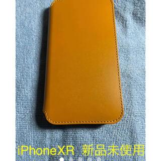 エレコム(ELECOM)のiPhone XR 手帳型ケース。(iPhoneケース)