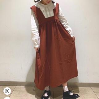 エヘカソポ(ehka sopo)のehka sopo カットワークレース襟ブラウス(シャツ/ブラウス(長袖/七分))