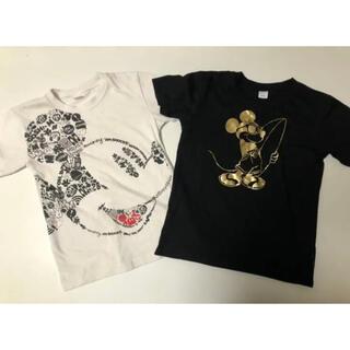 ディズニー(Disney)のディズニー 半袖 Tシャツ 140cm(Tシャツ/カットソー)