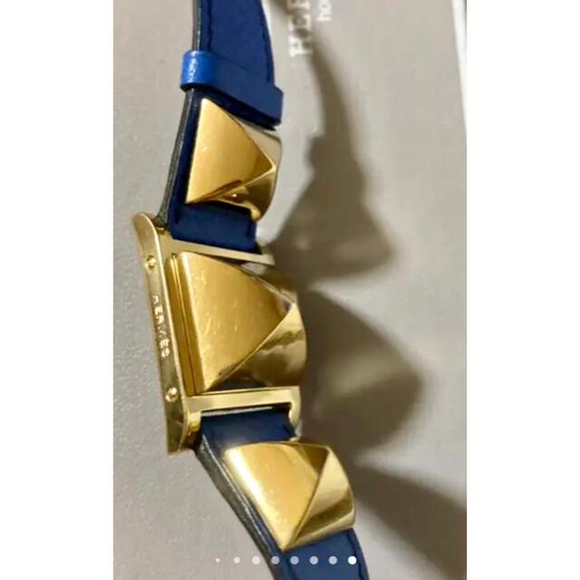 CHANEL(シャネル)のエルメス❤️メドール 稼働品 美品! レディースのファッション小物(腕時計)の商品写真