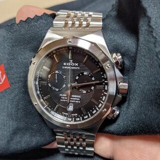 EDOX - ダイバーズウオッチ エドックス 腕時計
