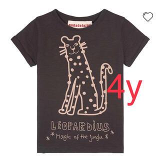コドモビームス(こども ビームス)のnadadelazos レオパードTシャツ(Tシャツ/カットソー)