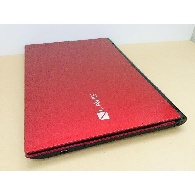 NEC(エヌイーシー)のNEC Lavie NS350E スマホ/家電/カメラのPC/タブレット(ノートPC)の商品写真