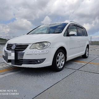 Volkswagen - 全て込み!フォルクスワーゲンゴルフトゥーランTSIハイライン 車検有り
