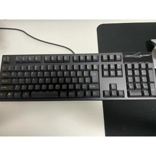 東プレ リアルフォース フルサイズキーボード ブラック realforce