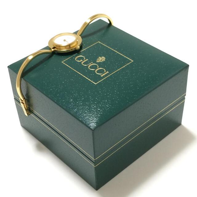 Gucci(グッチ)の8.超美品 グッチ GUCCI 時計 チェンジベゼル レディースのファッション小物(腕時計)の商品写真