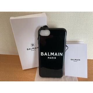 バルマン(BALMAIN)の写真確認要 Balmain iPhone6/7/8 se2 ケース(iPhoneケース)