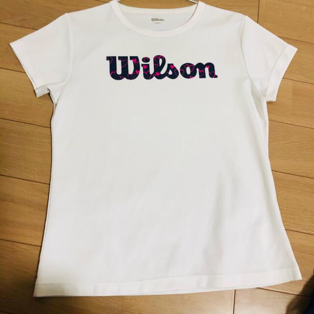 wilson(ウィルソン)のウィルソン最安値❗ スポーツ/アウトドアのテニス(ウェア)の商品写真