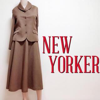 NEWYORKER - 大切な日に♪ニューヨーカー エレガントセットアップ♡アパルトモン セオリー