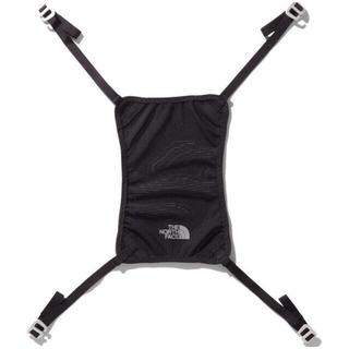 ザノースフェイス(THE NORTH FACE)のノースフェイス ヘルメットホルダー ブラック 新品未使用(登山用品)