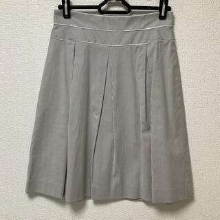 クイーンズコート(QUEENS COURT)のQUEENS COURT クイーンズコート コードレーンスカート(ひざ丈スカート)