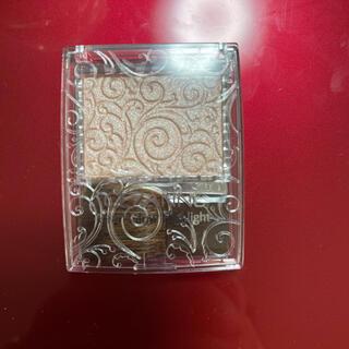 セザンヌケショウヒン(CEZANNE(セザンヌ化粧品))のセザンヌ パールグロウハイライト 02 ロゼベージュ(2.4g)(フェイスパウダー)
