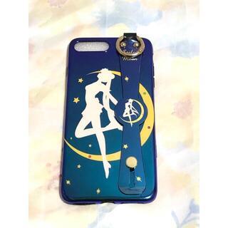 【新品・未使用】iPhone7/8プラス スマホケース セーラームーン
