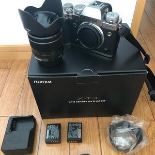 富士フイルム - 極上品 Fujifilm X-T3 レンズキット