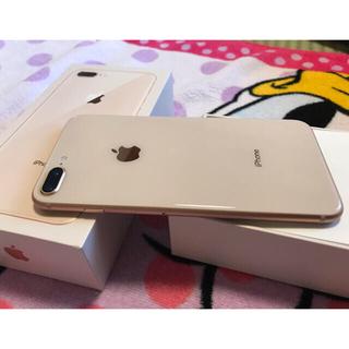 iPhone - iPhone8plus 256GB gold