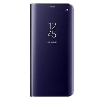 ギャラクシー(Galaxy)のGalaxy S8純正カバー パープル(Androidケース)
