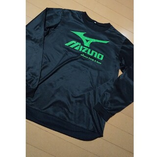 MIZUNO - MIZUNO ミズノ ロンT 長袖 ゲームシャツ M 陸上 野球 スポーツ