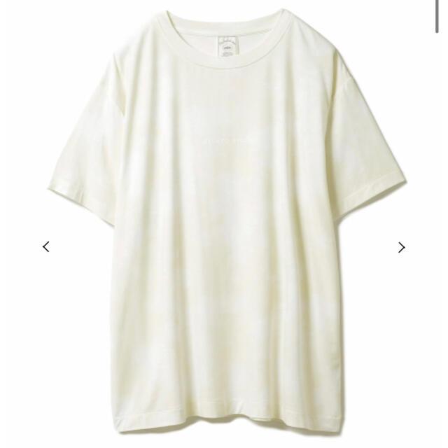 gelato pique(ジェラートピケ)の新品 ジェラート ピケ《上下セット》 タイダイプリントロングパンツ &Tシャツ レディースのルームウェア/パジャマ(ルームウェア)の商品写真