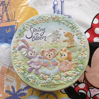 Disney - ダッフィー&フレンズ スプリングインブルーム アソーテッドクッキー