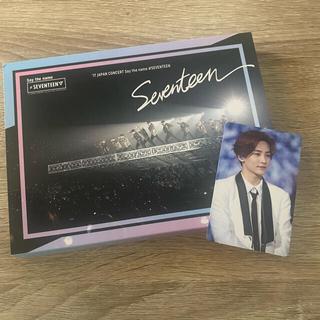 セブンティーン(SEVENTEEN)のseventeen say the name DVD+トレカ(K-POP/アジア)