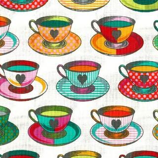 不思議の国のアリス うさぎのカップ ホワイト TULA  PINKチュラピンク