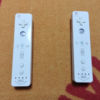 Wii - wiiリモコンプラス 白2本セット
