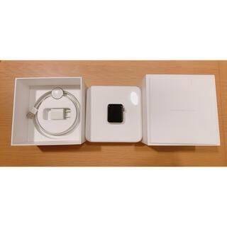 Apple Watch - Apple Watch series2 42mm ステンレス ベルト付き