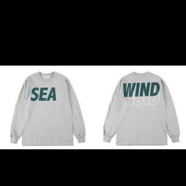 Supreme(シュプリーム)のwind and sea SEA L/S T-shirt メンズのトップス(Tシャツ/カットソー(七分/長袖))の商品写真