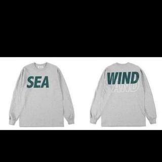 Supreme - wind and sea SEA L/S T-shirt