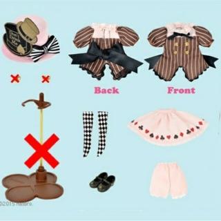 【専用】新品未使用 ミディブライス・メアリーアン デフォルト衣装小物(人形)