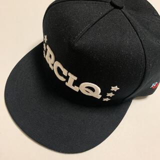 RCLQ キャップ 帽子 ブラック 黒 スナップバック EXO セフン ルハン
