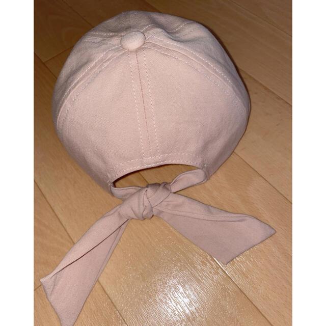 しまむら(シマムラ)のしまむら ベビー 帽子 キッズ/ベビー/マタニティのこども用ファッション小物(帽子)の商品写真