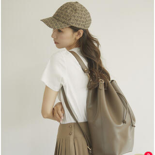 TODAYFUL - randeboo / RB bucket backpack(graige)