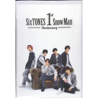 Johnny's - SixTONES Snow Man 1st Anniversary ファイル