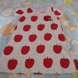 グラニフ(Design Tshirts Store graniph)のグラニフ ワンピース110 はらぺこあおむし(ワンピース)
