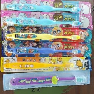 ディズニー(Disney)の子供歯ブラシ 6本セット(歯ブラシ/歯みがき用品)
