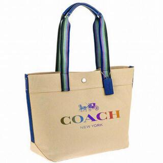 COACH - COACH 91170 コーチ トートバック 大人気 お洒落 新品未使用 送料込