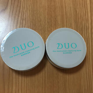 Duo デュオ 薬用クレンジングバーム 20g×2個