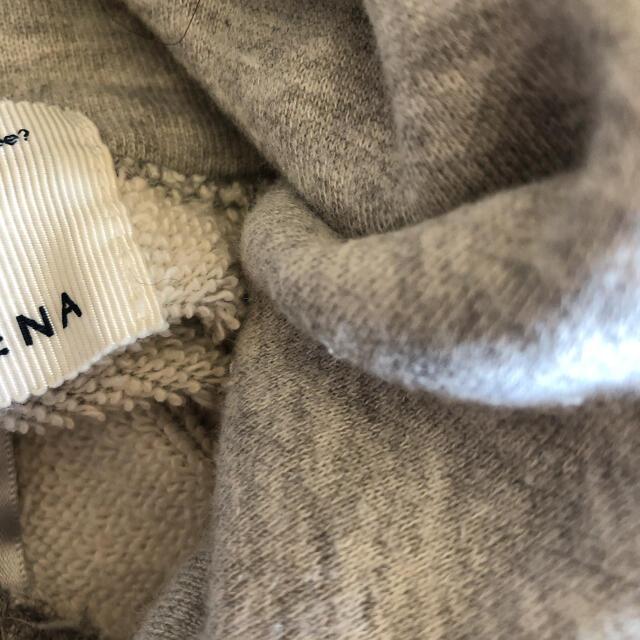IENA(イエナ)のIENA ダブルジップ パーカー ベイクルーズ レディースのトップス(パーカー)の商品写真