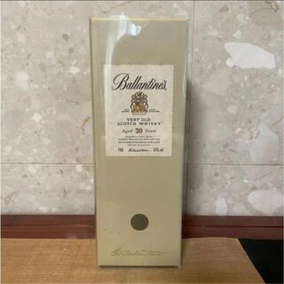 ニッカウヰスキー - Ballantines'バランタイン30年ベリーオールド旧ボトル700ml43%
