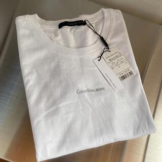 カルバンクライン(Calvin Klein)の新品 Calvin Klein Jeans Tシャツ レディース(Tシャツ(半袖/袖なし))