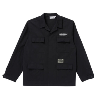 Supreme - BlackEyePatch Wasted Youth BDU JACKET
