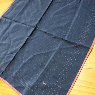 Saint Laurent - YSL シルクのスカーフ