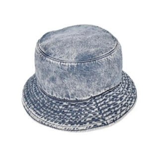 MINEDENIM Denim Bucket hat
