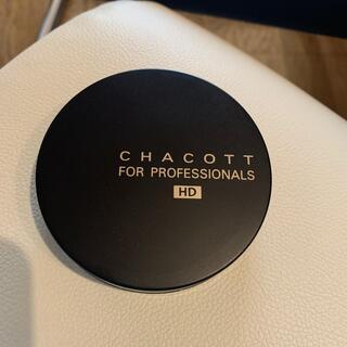 CHACOTT - チャコット クリームファンデーション 827 オークル 美品