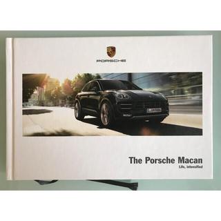 ポルシェ(Porsche)のポルシェ マカン ハードカバーカタログ(カタログ/マニュアル)