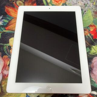 アップル(Apple)のiPad 第4世代 Wi-Fi cellular 32GB SIMフリー(タブレット)