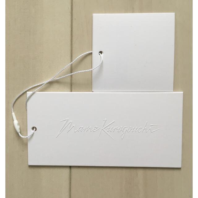 mame(マメ)のMAME KUROGOUCHI / マメクロゴウチ ワンピース 新品 未使用 レディースのワンピース(ロングワンピース/マキシワンピース)の商品写真