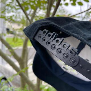 アディダス(adidas)の90s adidas big logo サマーコーデュロイ キャップ(キャップ)